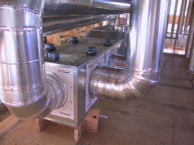 Comfort Plenum: Zoned heating and cooling solution